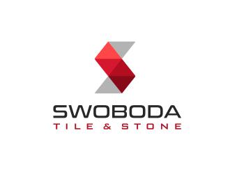 Swoboda Tile & Stone logo design