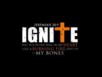 Ignite logo design