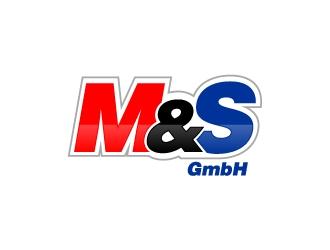 M&S GmbH logo design
