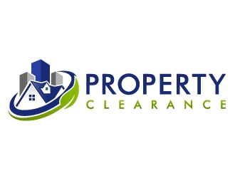 Property Clearance logo design