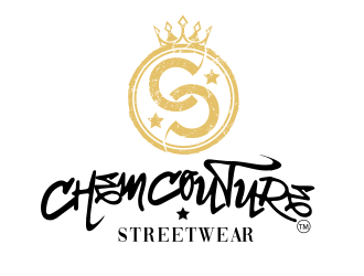 Chem Couture Streetwear logo design