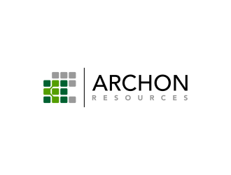 Archon Resources logo design