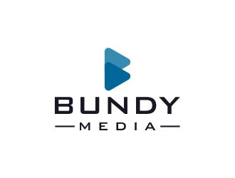 Bundy media logo design