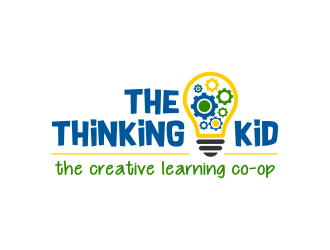 The Thinking Kid - The Creative Learning Co-op logo design winner