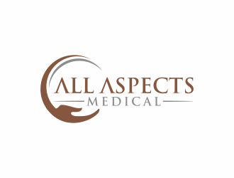 All Aspects Medical logo design