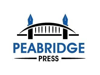 Peabridge Press logo design
