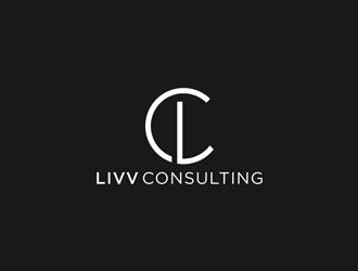 Livv Consulting logo design