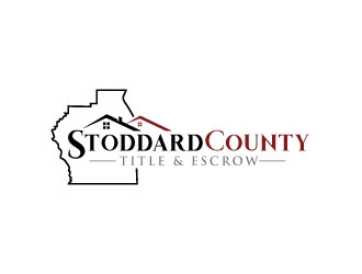 Stoddard County Title & Escrow logo design winner