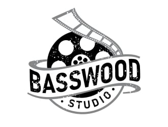 Basswood Studio logo design