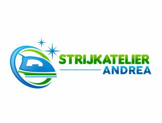 Anies strijkatelier logo design