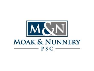Moak & Nunnery, PSC logo design