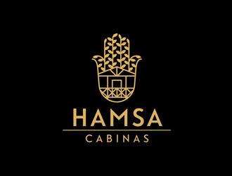 Hamsa Cabinas  logo design