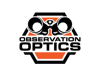 Observation Optics logo design