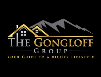 The Gongloff Group logo design