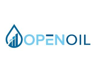OpenOil logo design