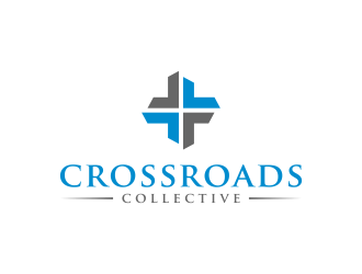 Crossroad Collective LLP logo design