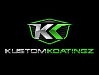 KustomKoatingz logo design