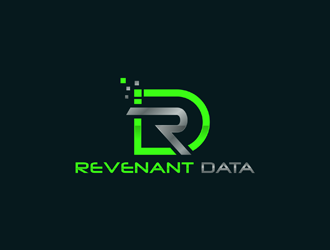Revenant Data logo design