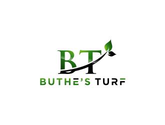 Buthes Turf logo design winner
