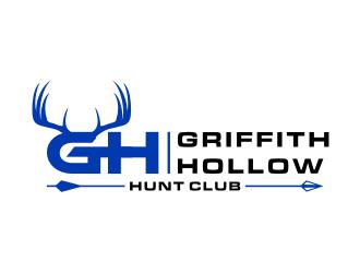 Griffith Hollow Hunt Club logo design