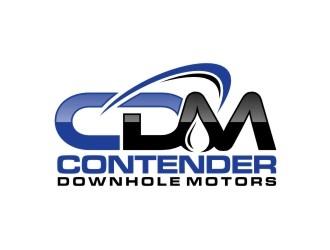 Contender Downhole Motors logo design winner