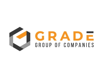 Grade Group of Companies Inc. logo design