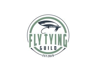 Fly Tying Guild logo design winner