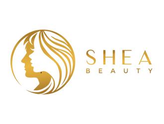 Shea Beauty  logo design winner