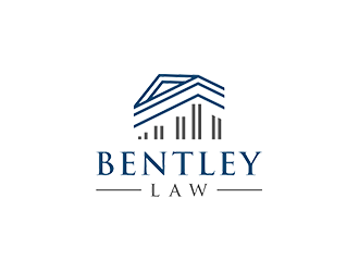 Bentley Law Firm logo design