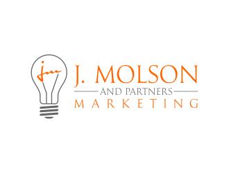 J. Molson & Partners logo design