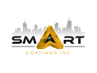 smart coatings inc. logo design