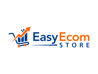 Easy Ecom Store logo design