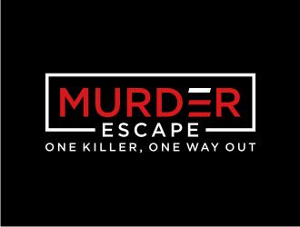 Murder Escape logo design
