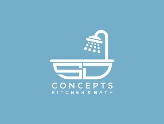 SD Concepts logo design