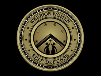 Warrior Women Self-Defense logo design