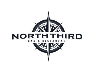 North Third logo design