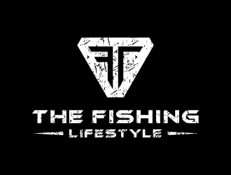 The Fishing Lifestyle logo design