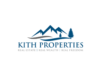 Kith Properties logo design