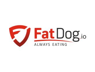 FatDog.io logo design