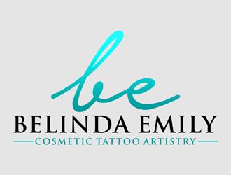 Belinda Emily Cosmetic Tattoo Artistry logo design