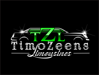 TimoZeens Limousines logo design