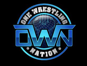 OWN - One Wrestling Nation logo design
