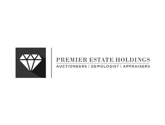 Premier Estate Holdings logo design