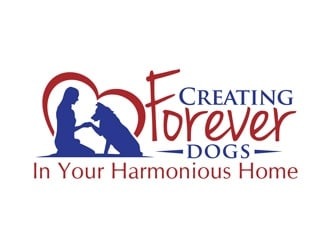 Your Forever Dogs logo design