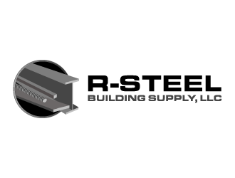 R-Steel Building Supply, LLC logo design