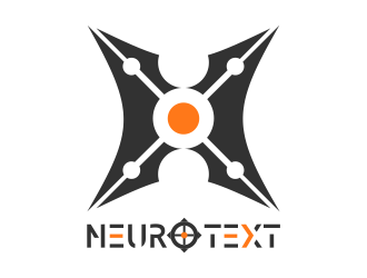 Neurotext logo design