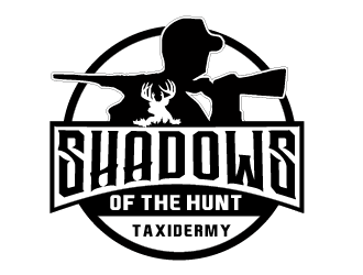 Shadows of the Hunt Taxidermy logo design