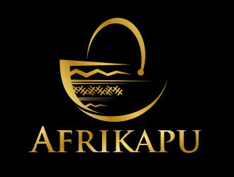 AFRIKAPU logo design