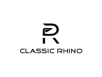 Classic Rhino logo design