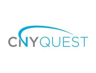CNY Quest logo design